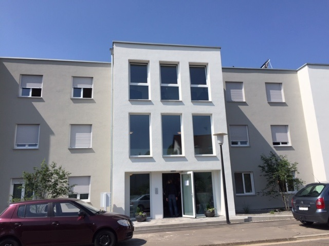 Apartmenthaus für die Stifung Psychosoziale Projekte Homburg